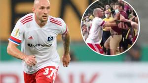 Bolesno je ono što su HSV-ovom defanzivcu skandirali u Dresdenu