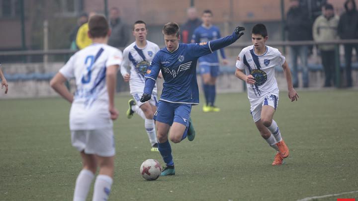 Debakl FK Željezničar protiv Mure