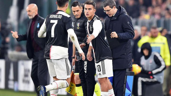 """Cristiano Ronaldo se za izmjenu """"osvetio"""" tri minute prije kraja utakmice"""