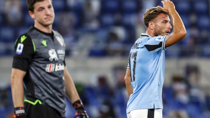 Lazio u Ligi prvaka nakon 13 godina, Immobile pobjegao Ronaldu