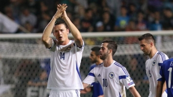 Milan Đurić ne igra protiv Gibraltara i Albanije