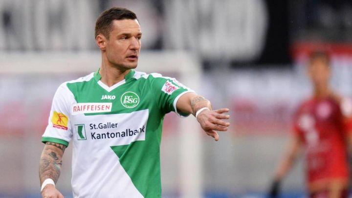 Salihovića ne zadovoljava status u St. Gallenu