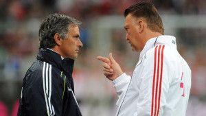 Van Gaal: Mourinhov United je dosadan, meni su morali parkirati autobus