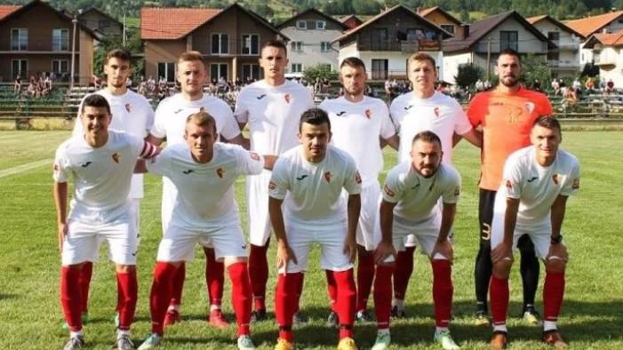Haris Rizvanović novi fudbaler NK Metalleghe BSI