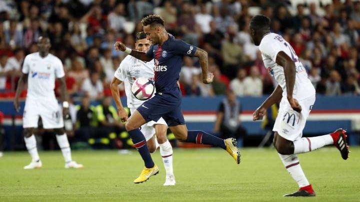 Caen lagan zalogaj za PSG