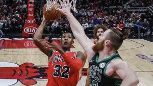 Nije išlo bez Irvinga, Bullsi šokirali Celticse