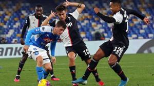 Napoli u derbiju srušio Juventus, Pjanić se povrijedio