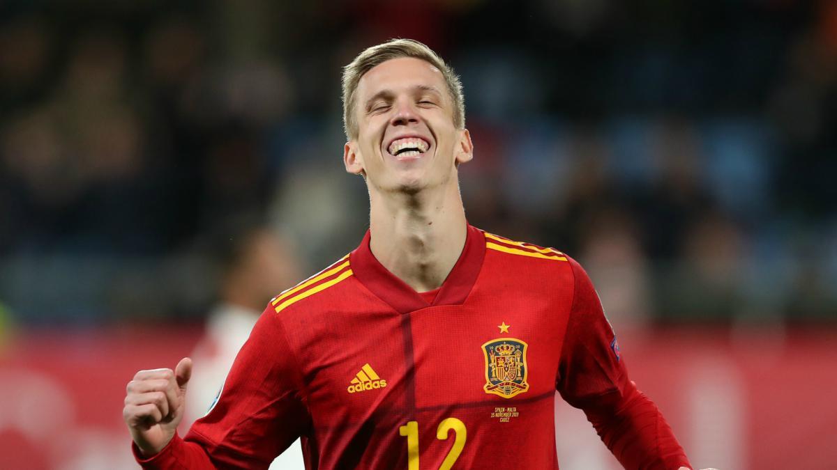 Dani Olmo: Bilo bi lijepo da igramo protiv BiH na Euru