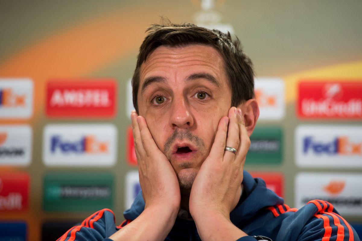 Neville o epizodi u Valenciji: Da sam bar poslušao Fergusona...