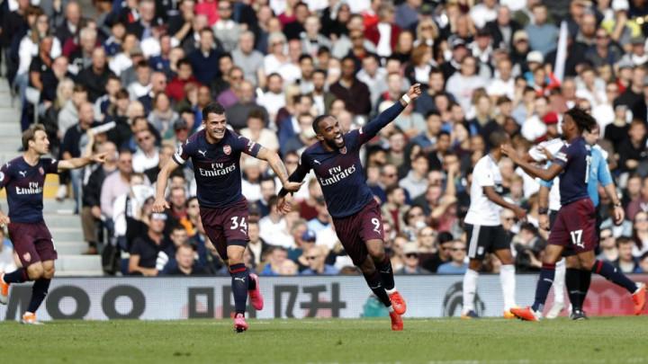Arsenalova mašinerija melje sve redom, pukla petarda protiv Fulhama
