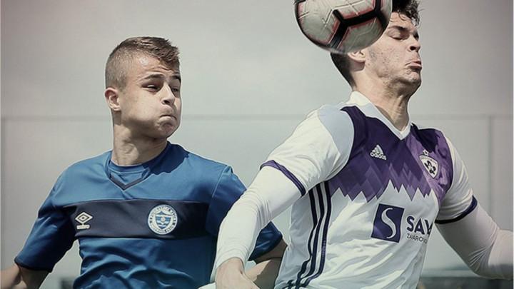 Željezničaru bod protiv Maribora, Plavi drže sve u svojim rukama