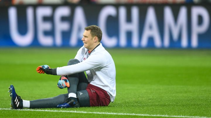 Službeno: Kraj sezone za Manuela Neuera!