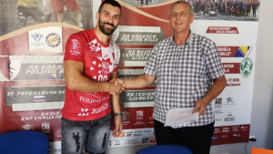 RK Vogošća i Lojaničić sporazumno raskinuli saradnju