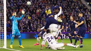 Real Madrid osvojio Zorillu i zasjeo na vrh La Lige!