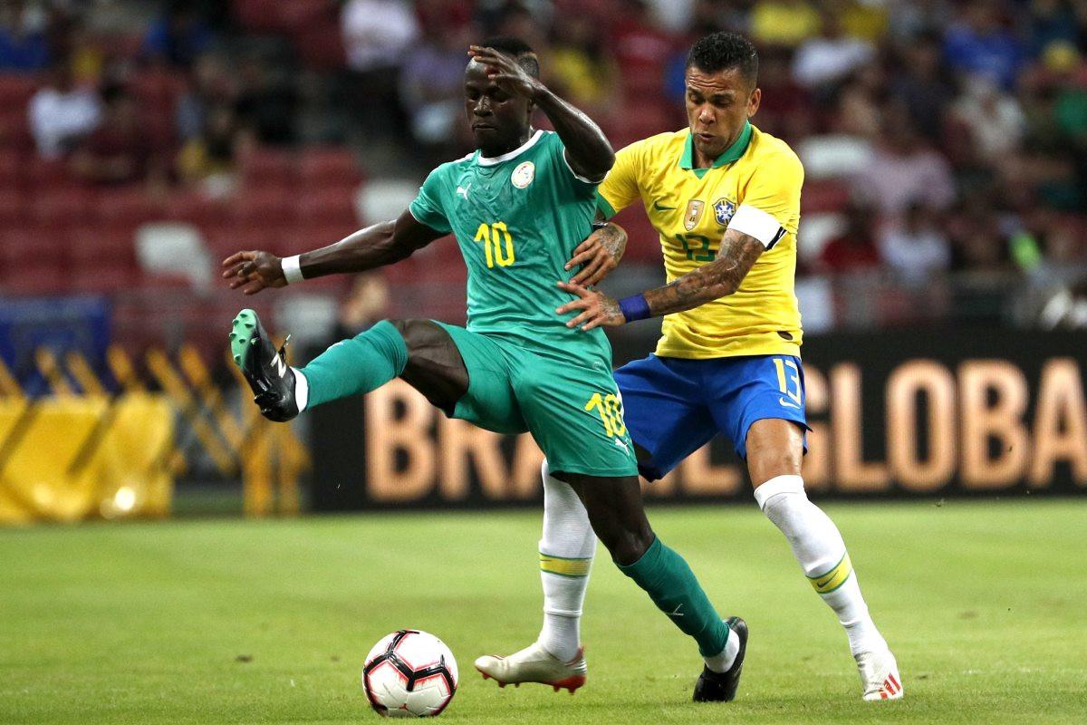 Maneova samba protiv Brazila