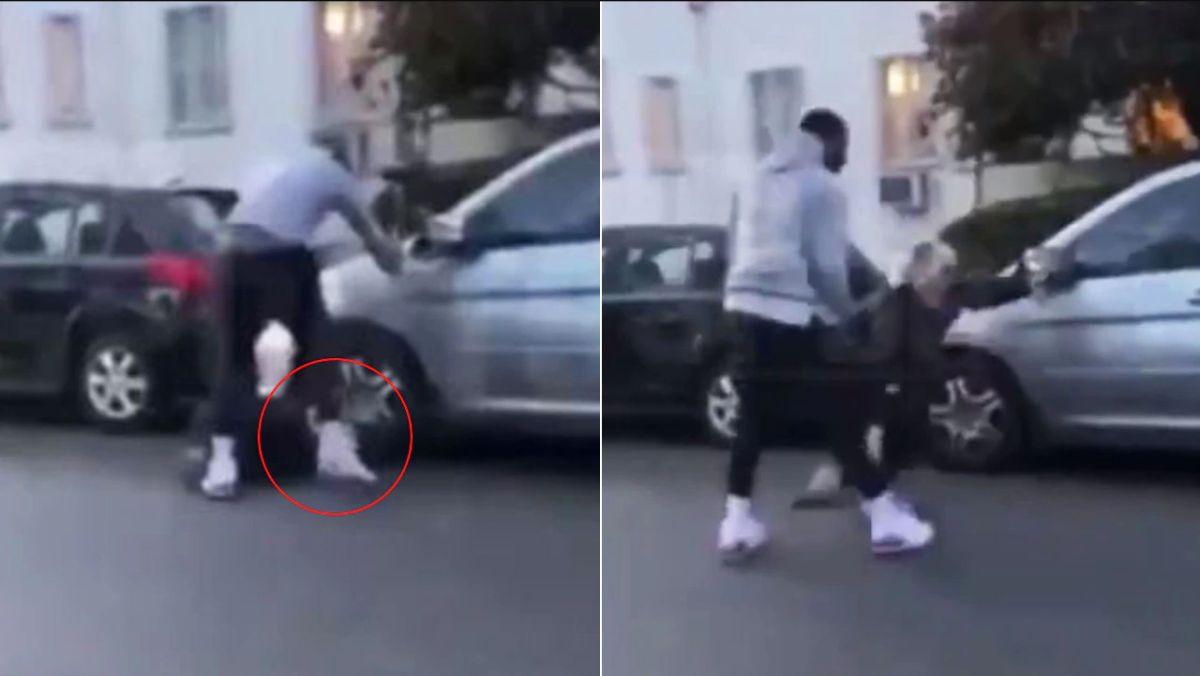 """NBA zvijezda pretukla protestanta: """"Jedan od je*enih bijelih momaka nije znao gdje ide"""""""