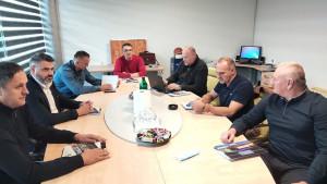 U Zenici počeo ključni sastanak za spas bh. košarke