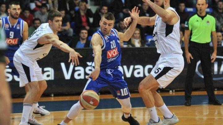 Gordić nezaustavljiv za Partizan