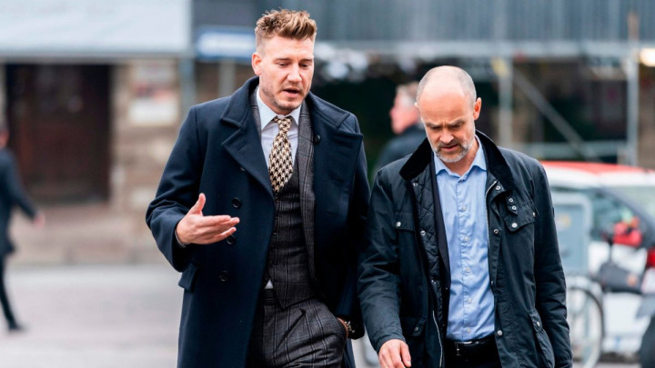 Bendtner odustao od žalbe i prihvatio zatvorsku kaznu jer je prebio taksistu!
