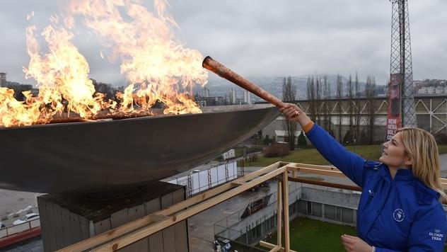 Gašenjem plamena sutra svečano zatvaranje EYOF-a