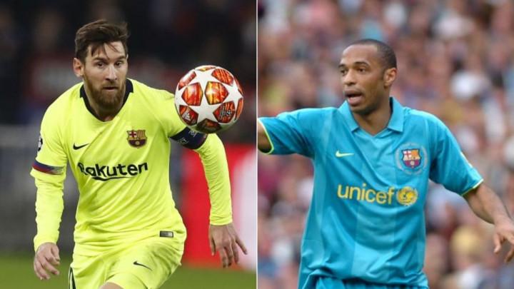 Bivši predsjednik Real Madrida otkrio: Henry je potpisao za Real, a Messi je bio veoma blizu