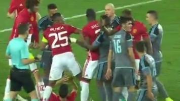 Opšti haos na Old Traffordu u finišu utakmice