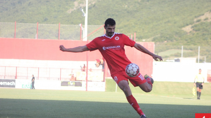 Rođeni konačno slave: Nusmir Fajić pogodio za pobjedu FK Velež protiv NK Široki Brijeg
