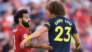 Navijači Arsenala neće biti sretni: Luiz objasnio šta mu je Salah rekao nakon dosuđenog penala