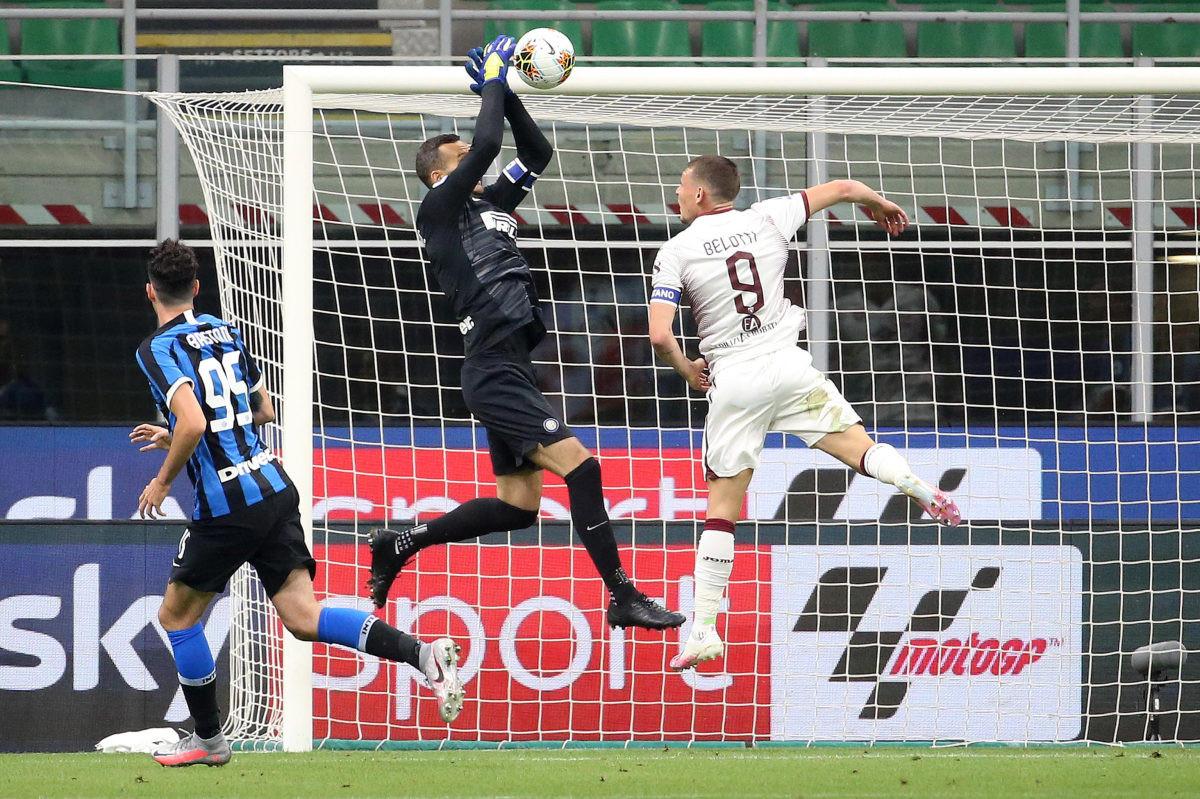 Torino poveo na Meazzi, ali Inter u nastavku razbio goste
