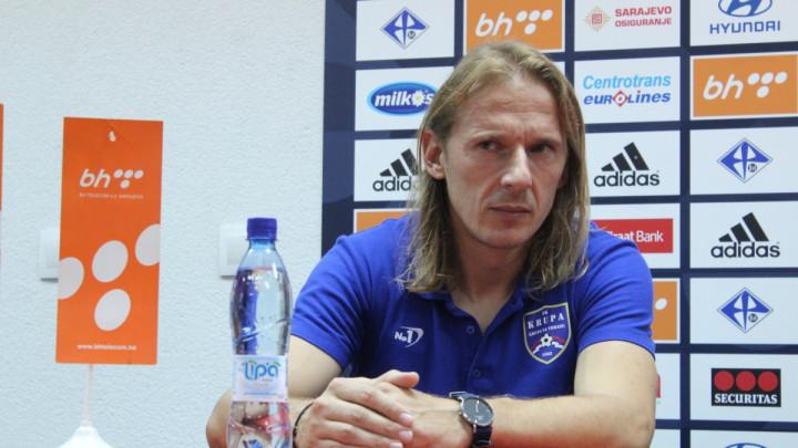 Krunić: Leži nam igra Čelika, nadam se da će se tako i nastaviti