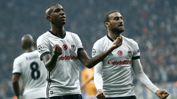 Slavlje u Istanbulu, Bešiktaš ide dalje