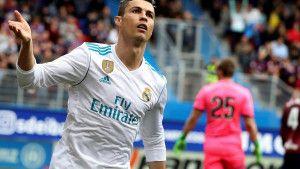 Real se mučio u  Eibaru, raspoloženi Ronaldo presudio domaćinu