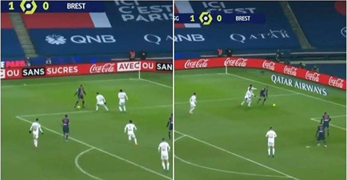 """Magija u nogama Mbappea: """"Pravi"""" Ronaldo se ukazao na Parku prinčeva"""