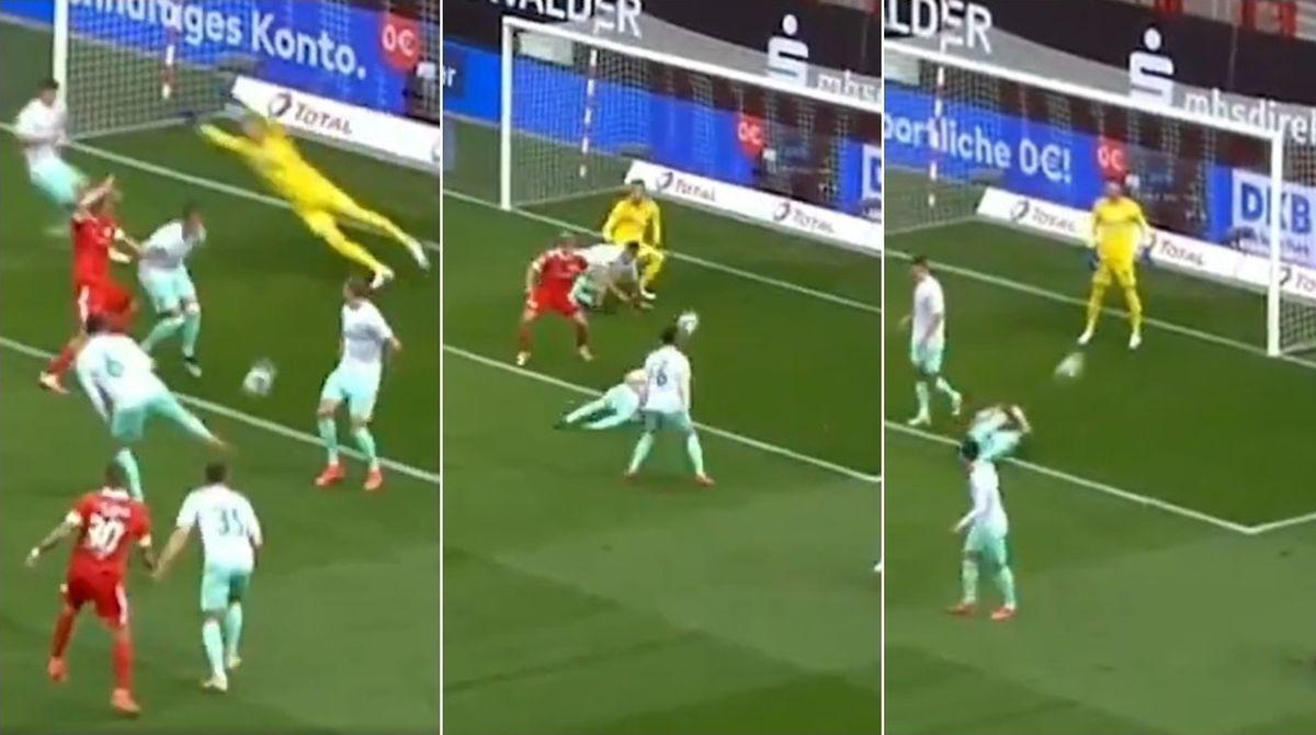 """Minut šutnje za heroja: """"Rafalna paljba"""" na muškost igrača Werdera je trajala nekoliko sekundi"""