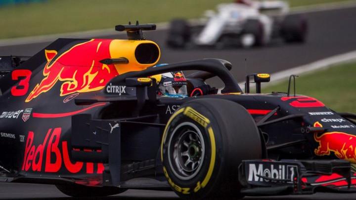 Daniel Ricciardo napušta Red Bull