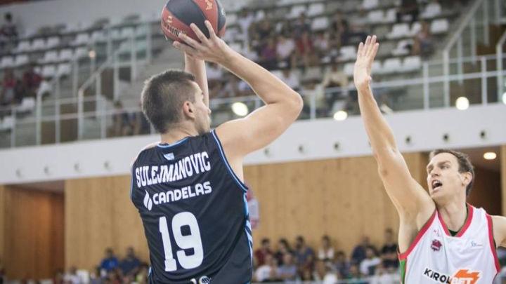Dobra partija Sulejmanovića, Penava ponovo bez nastupa