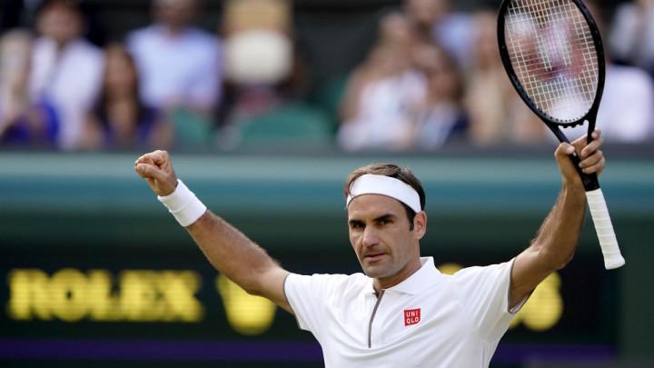 Federer savladao Nishikorija i plasirao se u polufinale Wimbledona