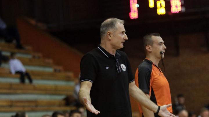 Nenad Marković: Baš smo glupo izgubili utakmicu