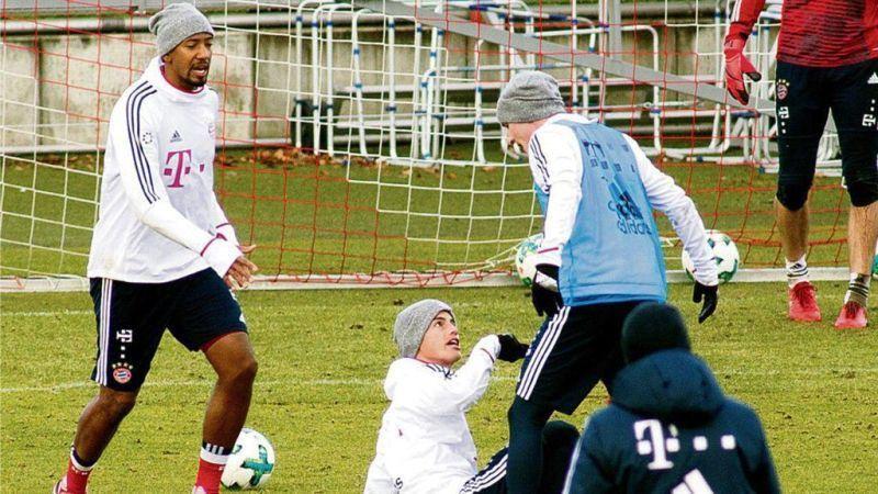 Sukob na treningu Bayerna