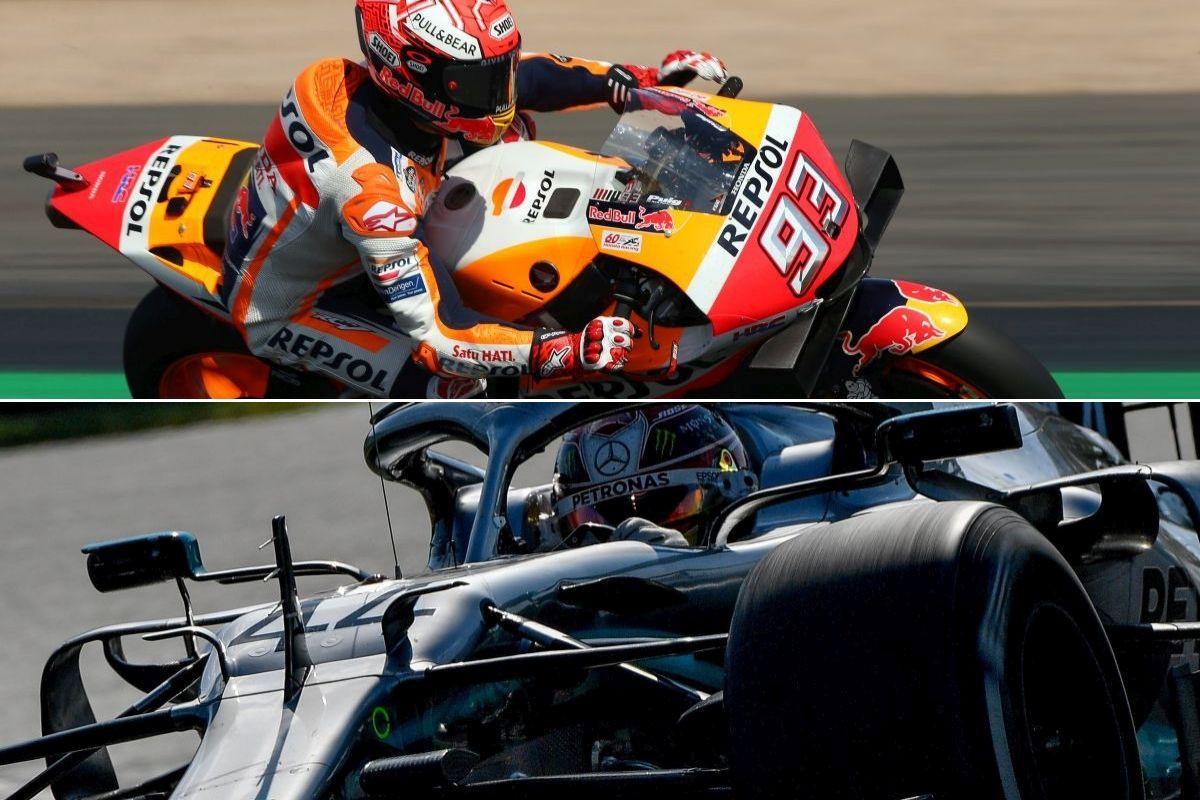 Hamilton prihvatio ponudu Moto GP šampiona: Ovo će biti nevjerovatna trka!