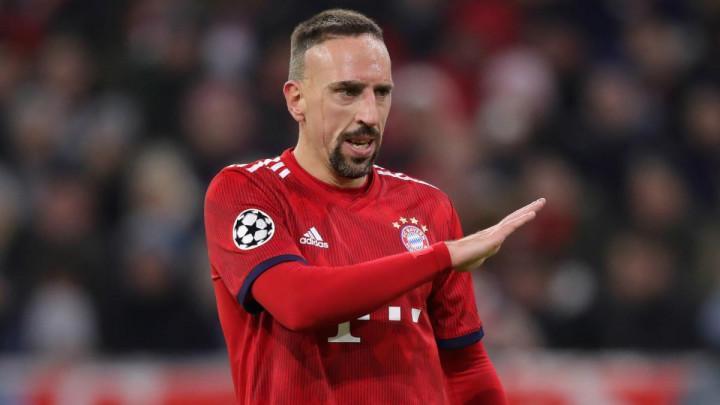Neke stvari moraju da se poštuju: Ribery je odbio Monaco...