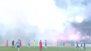 U Berlinu je nogomet u drugom planu