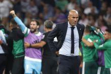 Zidane: Ovo je loše