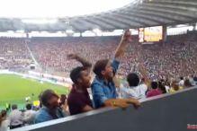 Iz navijačkog ugla: Olimpico proključao nakon Džekinog gola