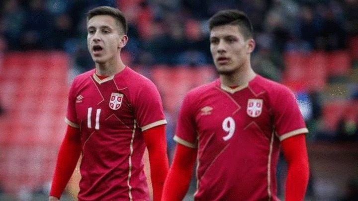 Luka Jović odlazi u Bundesligu