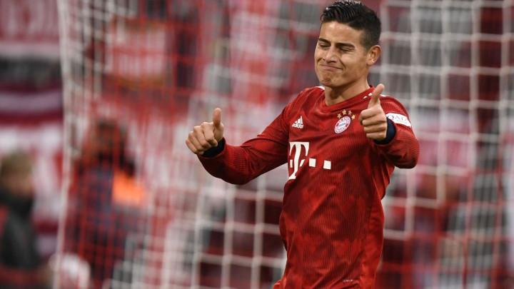 Jamesov oproštaj od Bayerna