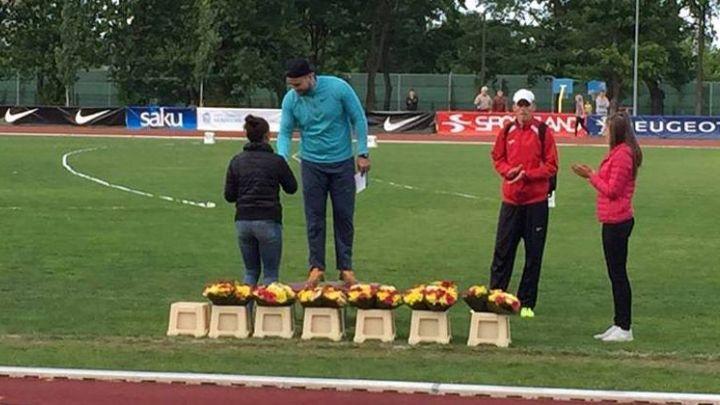 Mesud Pezer osvojio zlatnu medalju u Estoniji