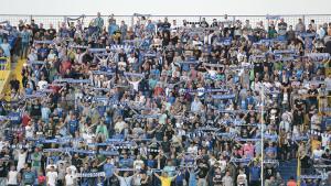 Pad posjete na premijerligaškim stadionima