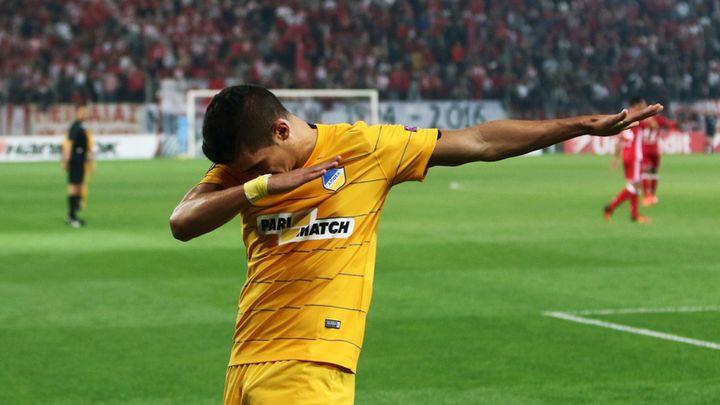 Fudbaler Apoela imitirao Pogbu i iznervirao navijače