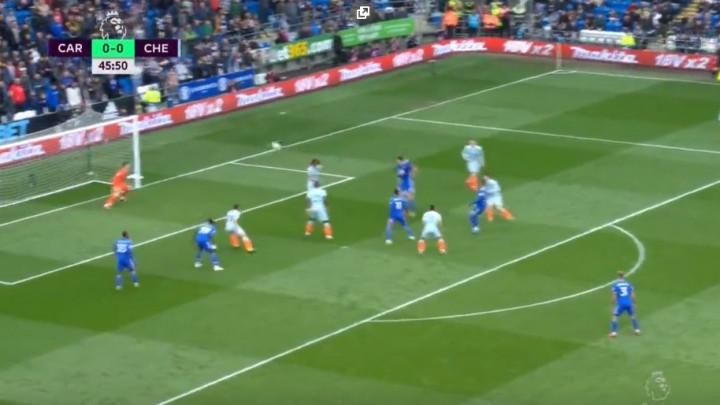 Ni britanski vjetar ne može ovo što je Cardiff uradio: Camaresa zaledio Kepu na gol liniji